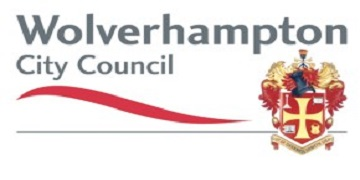 Logo for City of Wolverhampton Council